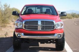 Dodge Ram HEMI červený :: Ram_2