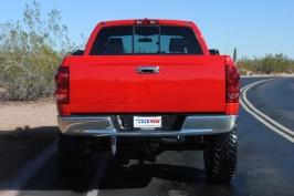 Dodge Ram HEMI červený :: Ram_4