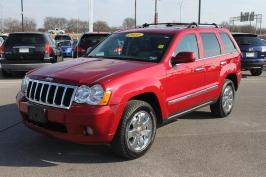 Jeep Grand Cherokee HEMI červený :: Jeep Grand_1