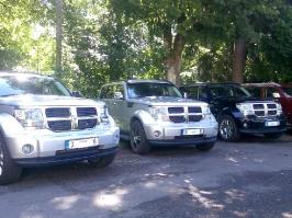 Dodge sraz 2009_1