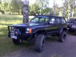Sraz Jeep club 2010
