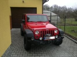Dílna ostatní foto :: Jeep