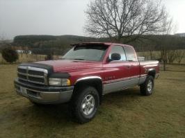 Dodge Ram 1500 5,9 V8 :: Dodge Ram 1500 V8_008