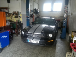 Ford Mustang :: Ford Mustang_1