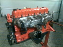 Generální oprava a úprava motoru YJ 4,2 :: GO Motoru  YJ_53