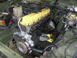 GO motoru  XJ_35