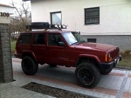 Jeep Cherokee a převody 4,56 :: Jeep Cherokee XJ_2