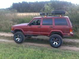 Jeep XJ RE 6300 Flowmaster_49