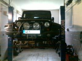 Jeep JK King shock_8