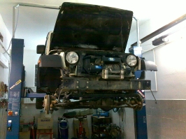 Jeep Wrangler JK HEMI