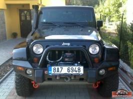 Jeep Wrangler JK prestavba na Rubicon_101