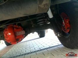 Jeep Wrangler JK prestavba na Rubicon_102