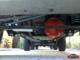 Jeep Wrangler JK prestavba na Rubicon_103