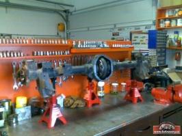 Jeep Wrangler JK prestavba na Rubicon_12