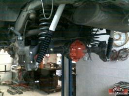 Jeep Wrangler JK prestavba na Rubicon_18