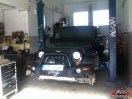 Jeep Wrangler JK prestavba na Rubicon_1