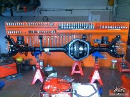 Jeep Wrangler JK prestavba na Rubicon_52