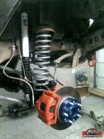 Jeep Wrangler JK prestavba na Rubicon_61