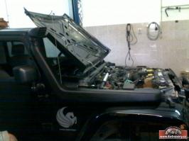 Jeep Wrangler JK prestavba na Rubicon_73