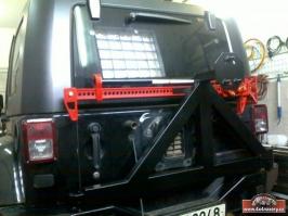Jeep Wrangler JK prestavba na Rubicon_78