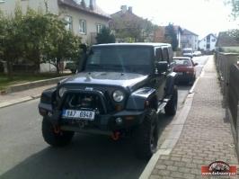 Jeep Wrangler JK prestavba na Rubicon_92
