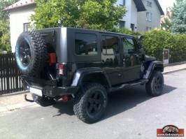 Jeep Wrangler JK prestavba na Rubicon_93