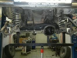Jeep Wrangler TJ a OFFROTEC LOCKER_88