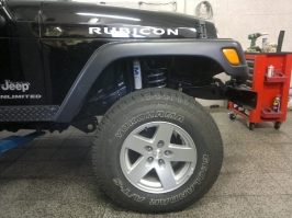 Jeep Wrangler TJ Rubicon Unlimited :: Jeep Wrangler LJ Unlimited_769