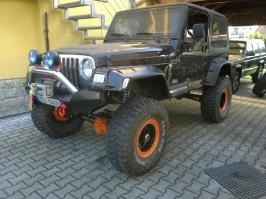 Jeep Wrangler TJ Ultra