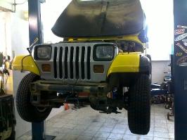 Jeep Wrangler YJ_1