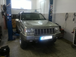 ZJ 3,5 RE 8003 :: Jeep Grand Cherokee ZJ RE8003